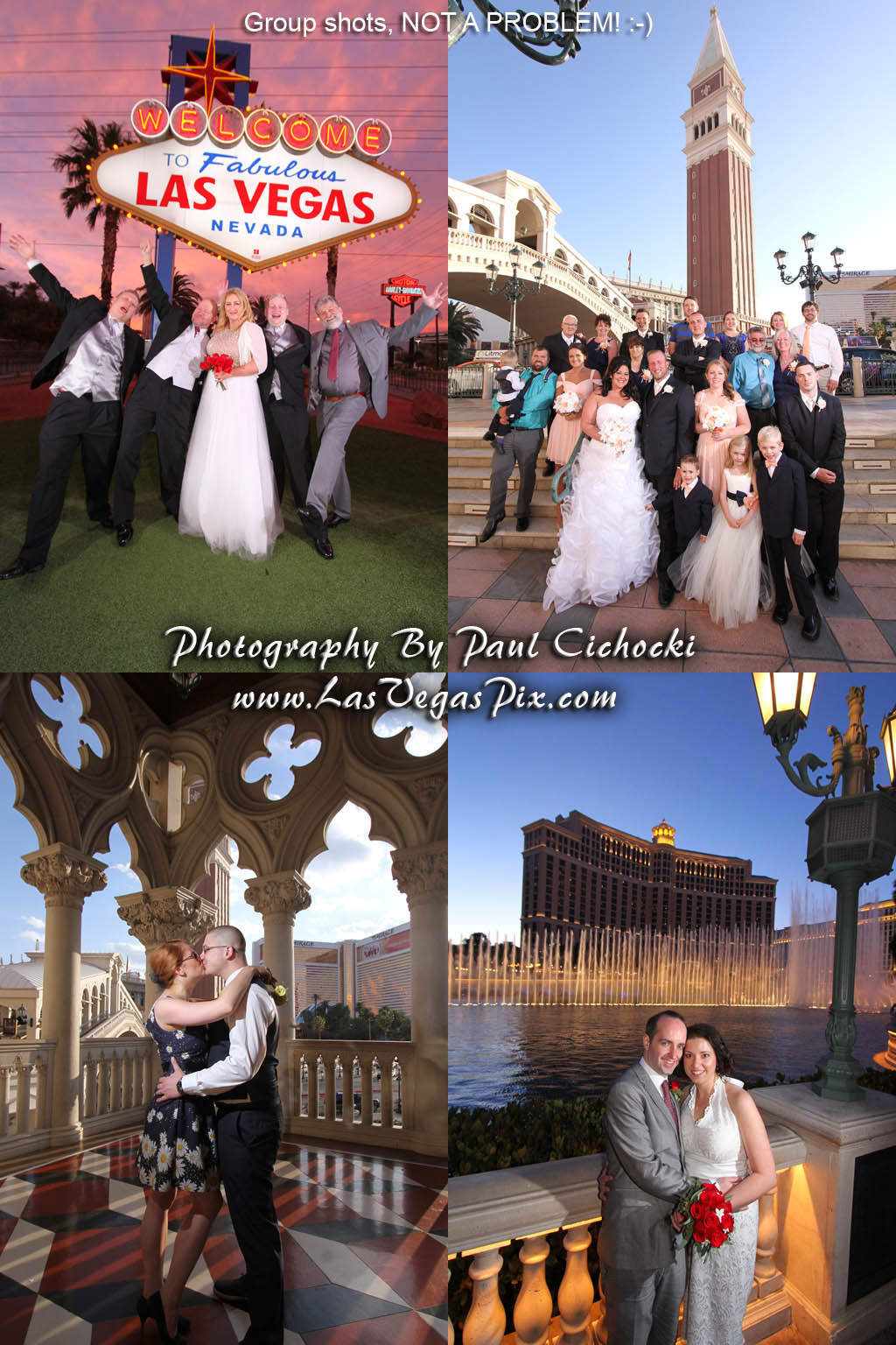 Affordable Las Vegas Wedding Photography Offers Budget Prices On LasVegas Weddings Photographer Chapel Minister Chapels Elvis Casino Event Reception Cheap