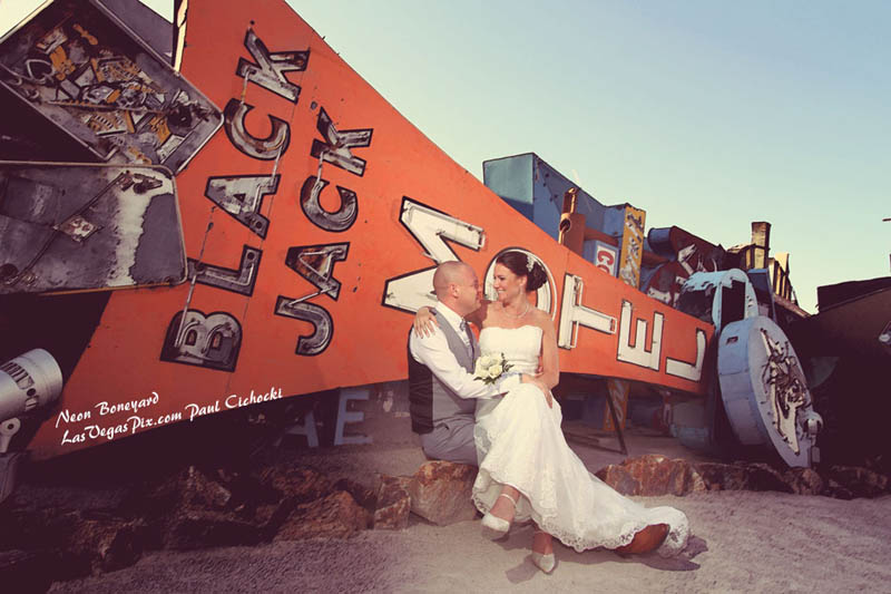 las vegas nevada neon museum boneyard south galllery