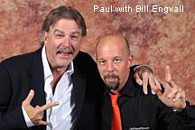Paul with Bill Engvall