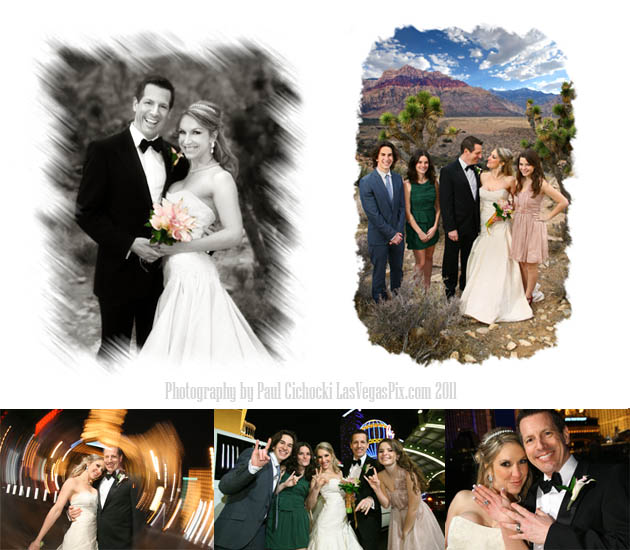 Affordable Las Vegas Wedding Photography Offers Budget
